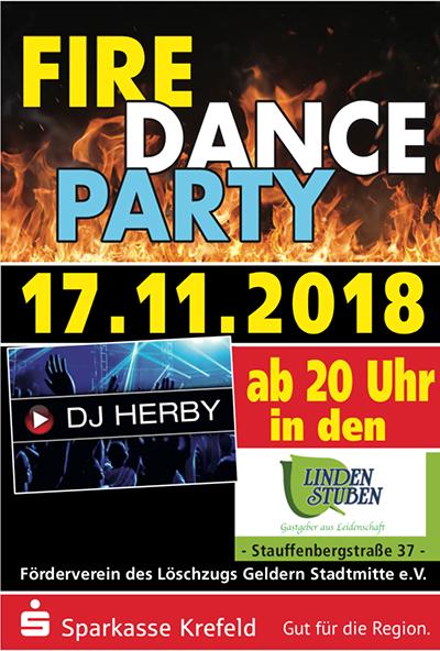 Fire Dance Party